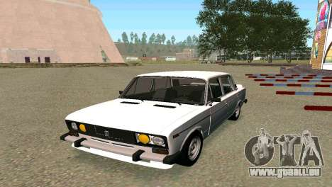 VAZ 2106 Bq für GTA San Andreas