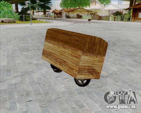 Faggio Sunduk für GTA San Andreas