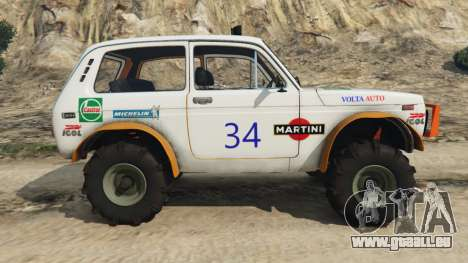 VAZ-2121 [Offroad] für GTA 5