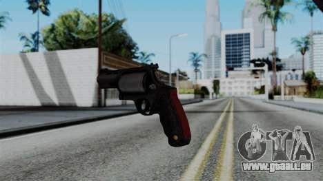 CoD Black Ops 2 - Executioner (Menendez) pour GTA San Andreas deuxième écran