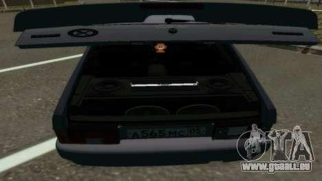 VAZ 2114 Brodyaga pour GTA San Andreas vue de droite