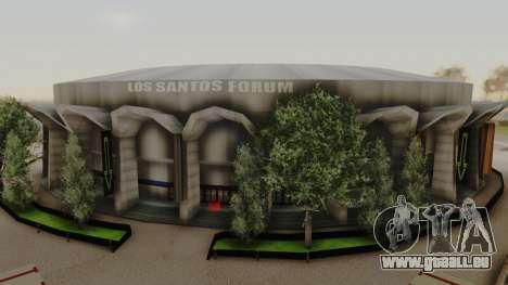 Stadium LS für GTA San Andreas