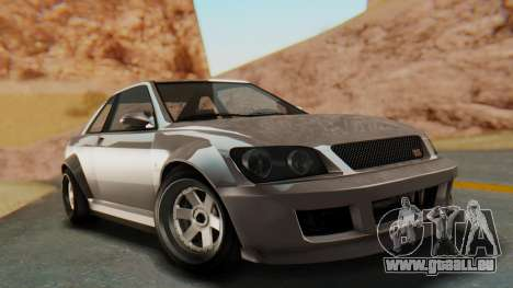GTA 5 Karin Sultan RS für GTA San Andreas