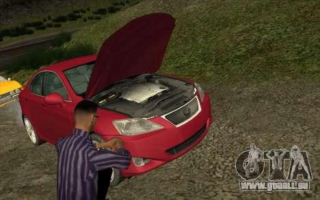 Situation de la vie 4.0 pour GTA San Andreas quatrième écran