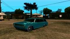VAZ 2102 БПАN pour GTA San Andreas