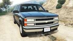 Chevrolet Suburban GMT400