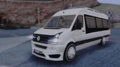 Volkswagen Crafter 2015 pour GTA San Andreas