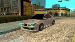 Subaru Impreza WRX STi 2007 für GTA San Andreas