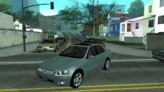 Toyota Altezza Tunable pour GTA San Andreas