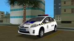 Toyota Prius Police De L'Ukraine