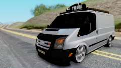 Ford Transit 2007 Model AirTran pour GTA San Andreas