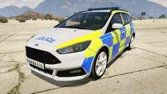 2015 Police Ford Focus ST Estate