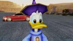 Kingdom Hearts 1 Donald Duck Disney Castle