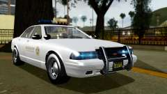GTA 5 Vapid Stanier II Sheriff Cruiser