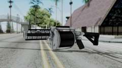 GTA 5 Grenade Launcher pour GTA San Andreas