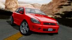 GTA 5 Declasse Premier Coupe IVF