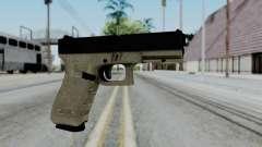Glock 18 Sand Frame