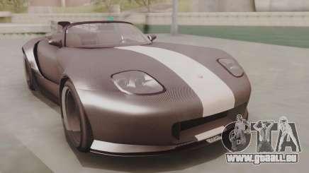 GTA 5 Bravado Banshee 900R Carbon pour GTA San Andreas