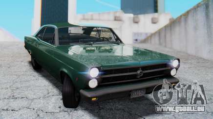 Ford Fairlane 500 1967 v1.1 pour GTA San Andreas