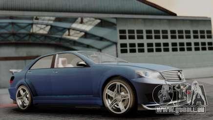 GTA 5 Benefactor Schafter V12 für GTA San Andreas