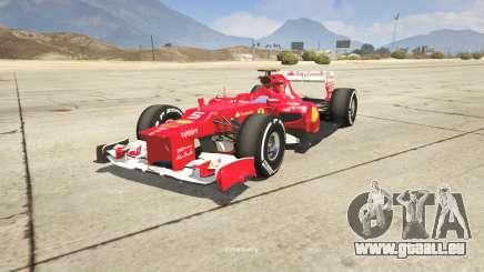 Ferrari F1 pour GTA 5