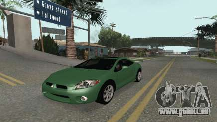 Mitsubishi Eclipse GT für GTA San Andreas