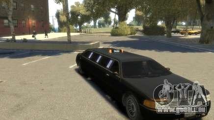 Taxi STRECH für GTA 4