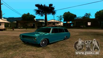 VAZ 2102 БПАN für GTA San Andreas