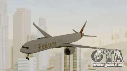 Boeing 777-9x Emirates Airlines für GTA San Andreas