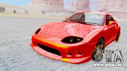 Mitsubishi FTO GP 1998 Version R für GTA San Andreas