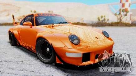 Porsche 993 GT2 RWB GARUDA für GTA San Andreas
