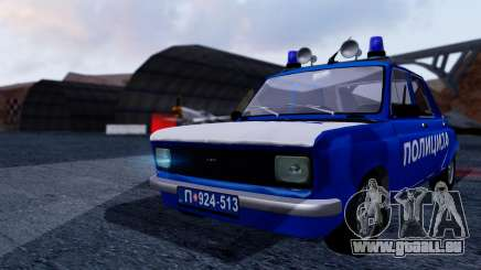 Zastava 101 Policija für GTA San Andreas