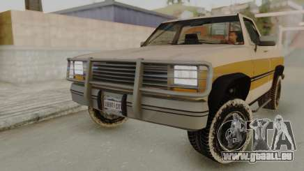 GTA 4 Declasse Rancher IVF für GTA San Andreas