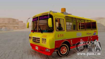 PAZ 3205 Stylo Colombia pour GTA San Andreas
