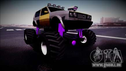 Club Monster Truck für GTA San Andreas
