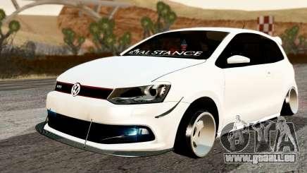 Volkswagen Polo GTI pour GTA San Andreas