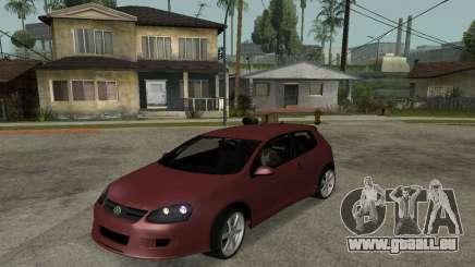 VW Golf R32 pour GTA San Andreas