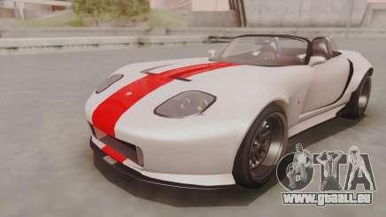 GTA 5 Bravado Banshee 900R IVF für GTA San Andreas