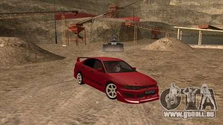 Mitsubishi Galant VR-4 (2JZ-GTE) für GTA San Andreas
