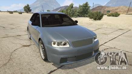 Audi A3 1999 Sport Edition pour GTA 5
