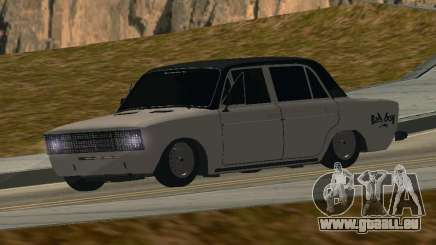 VAZ 2106 BUNKER für GTA San Andreas