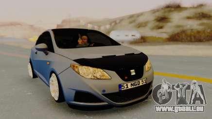 Seat Ibiza für GTA San Andreas