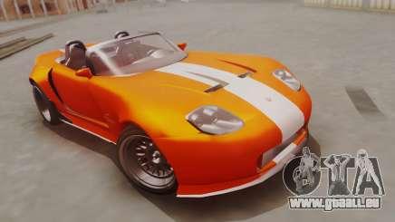 GTA 5 Bravado Banshee 900R pour GTA San Andreas