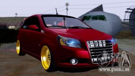 Chevrolet Aveo Stance für GTA San Andreas
