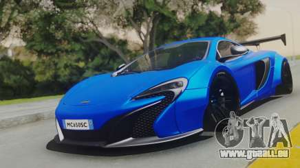 McLaren 650S Coupe Liberty Walk pour GTA San Andreas