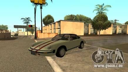 Porsche 911 Targa 1974 für GTA San Andreas