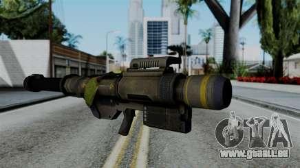 CoD Black Ops 2 - FHJ-18 pour GTA San Andreas