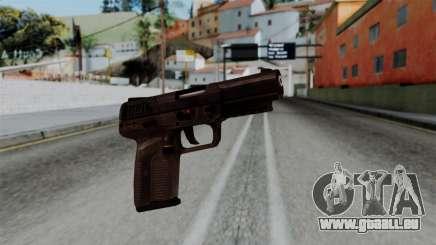 CoD Black Ops 2 - TAC-45 pour GTA San Andreas