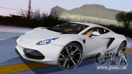 Arrinera Hussarya v2 für GTA San Andreas