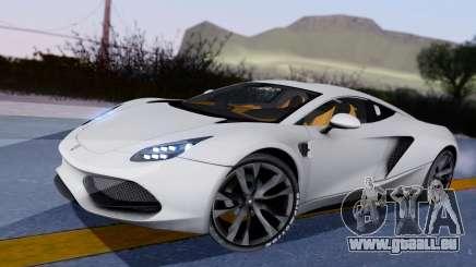 Arrinera Hussarya v2 pour GTA San Andreas